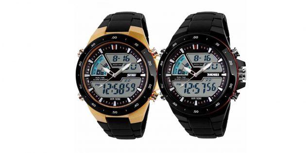 Часы Skmei 1016 LED Sport Watch