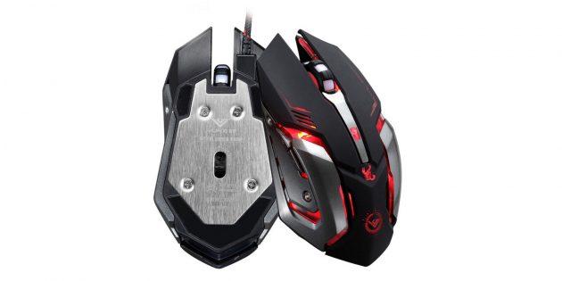 Игровая компьютерная мышь RAJFOO