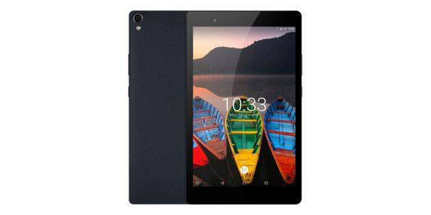 бюджетные планшеты: Lenovo P8
