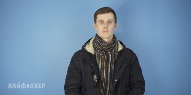 Как завязывать шарф: Двойной аскот