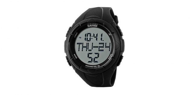 Skmei 1122 LED Sports Men Wrist Watch