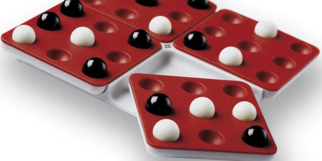Настольные игры: «Пентаго»