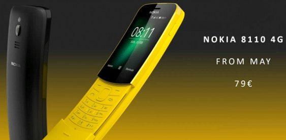 Nokia 8110 4G