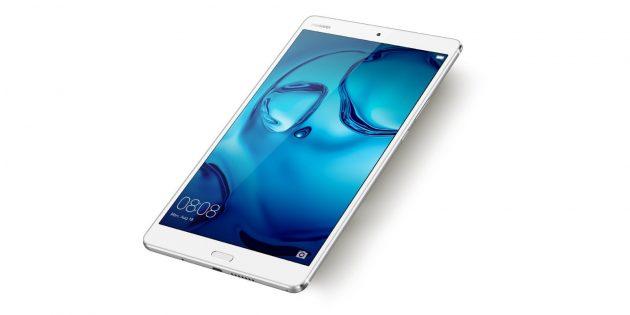 бюджетные планшеты: Huawei MediaPad M3