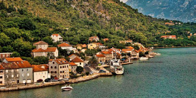 Туры на майские праздники в Черногорию