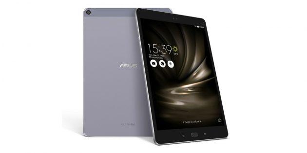 бюджетные планшеты: ASUS ZenPad 3S