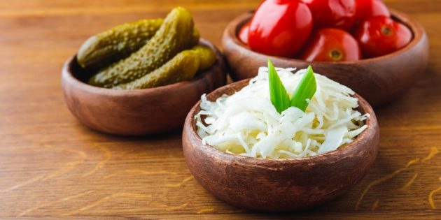 Что такое ферментированные продукты и чем они полезны