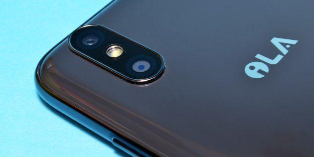 iLA X: камера