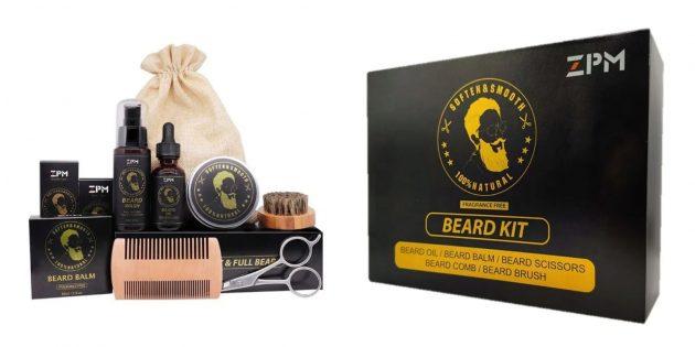 Что подарить на 23Февраля: набор бородача