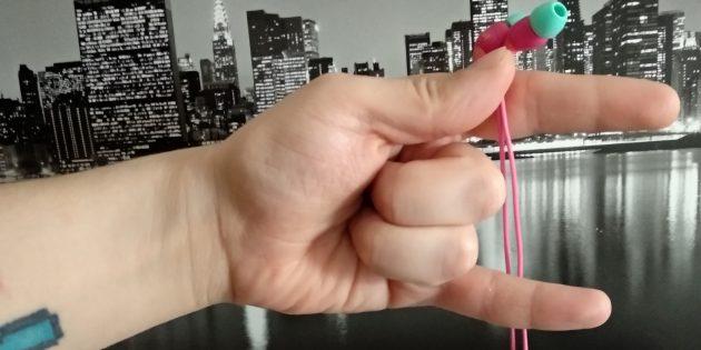 Как сложить наушники