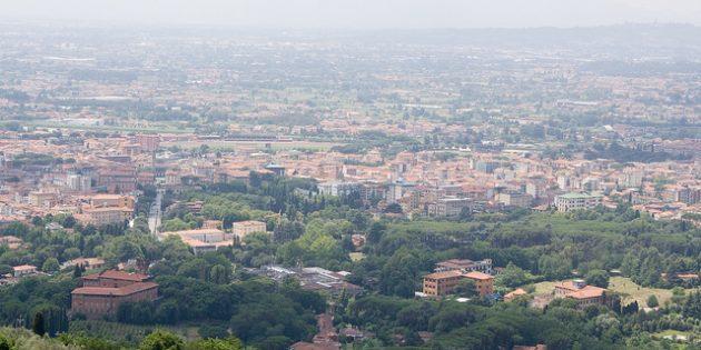 города Италии: Монтекатини-Терме