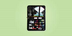Находки AliExpress не дороже 300 рублей: набор для шитья, эспандер и браслеты для Mi Band 2
