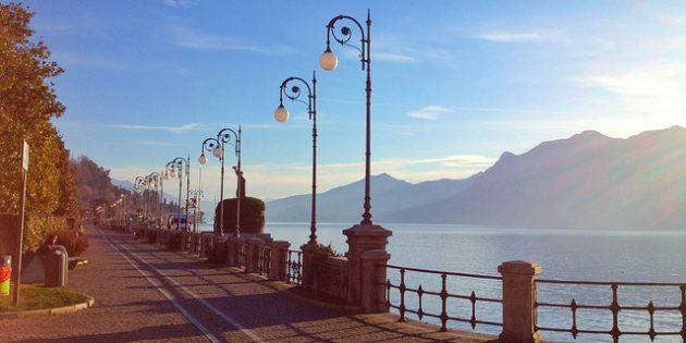 города Италии: Стреза