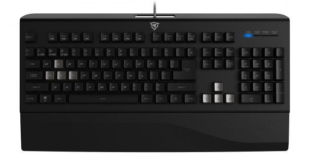 Водостойкая клавиатура