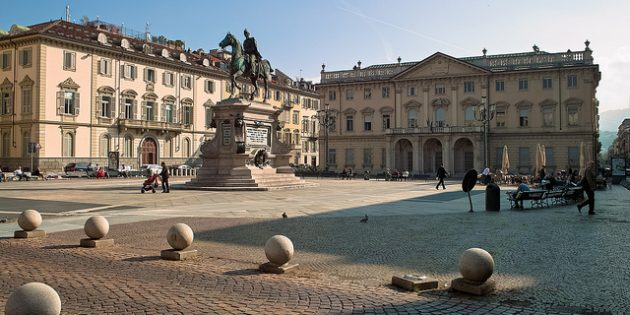 города Италии: Турин