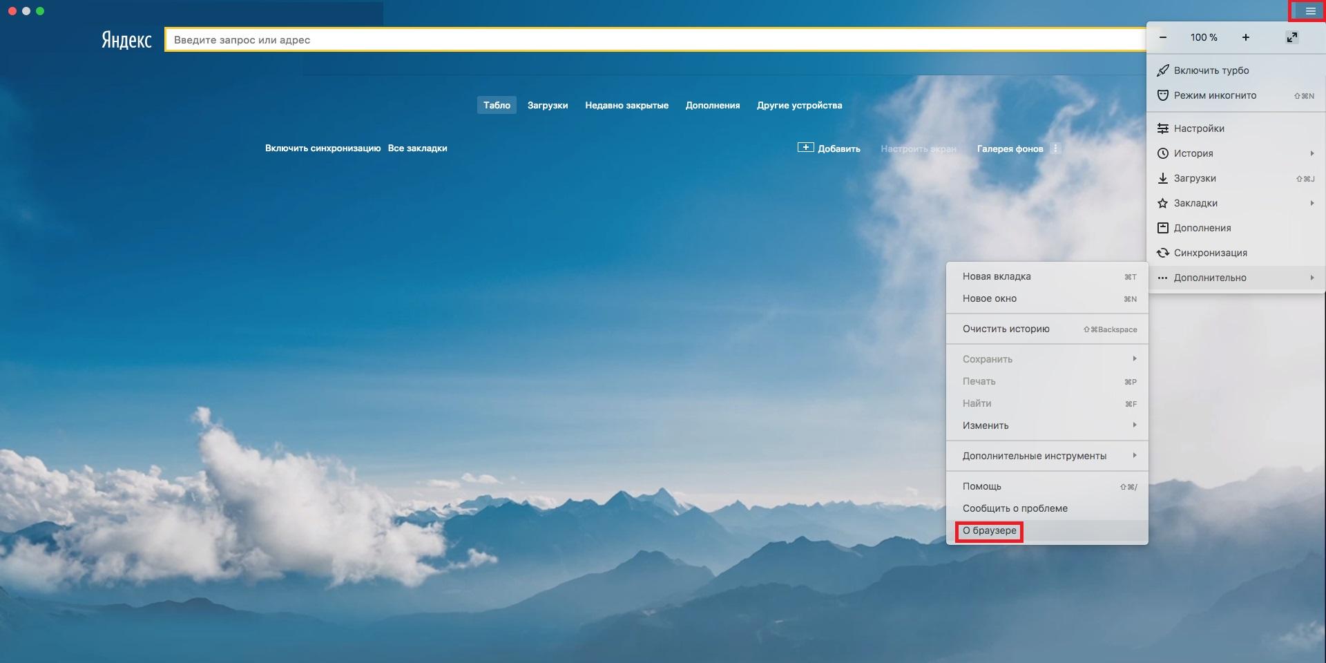 защитить браузер: Яндекс.Браузер