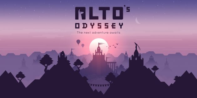 Долгожданная игра Alto's Odyssey стала доступна раньше релиза