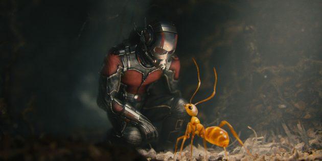Вселенная Marvel: Человек-муравей