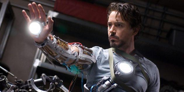 Вселенная Marvel: Роберт Дауни— младший
