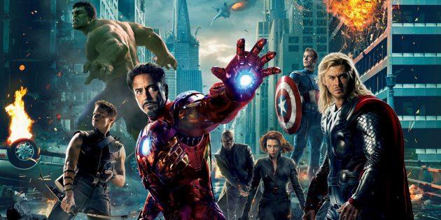Вселенная Marvel: Мстители
