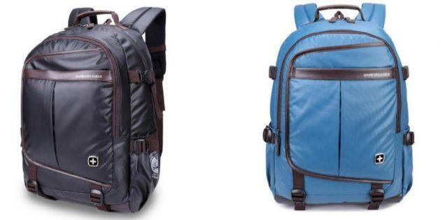 Рюкзак с защитой от порезов