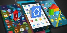 10 лучших Android-лаунчеров по версии Android Authority