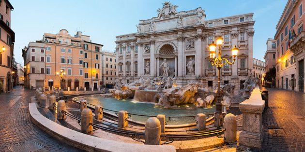 Топ-10 самых романтичных городов мира