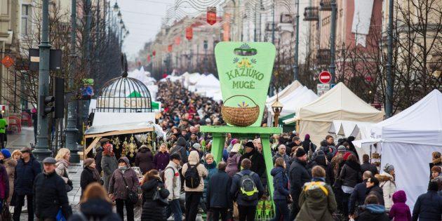 Куда поехать в марте: Вильнюс, Литва