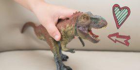 Почему все мальчики так любят динозавров