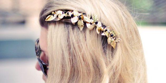 Подарки на 8 Марта своими руками: Гребни для волос