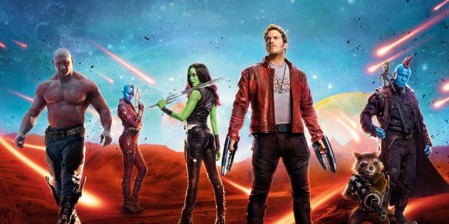 Вселенная Marvel: «Стражи Галактики — 2»
