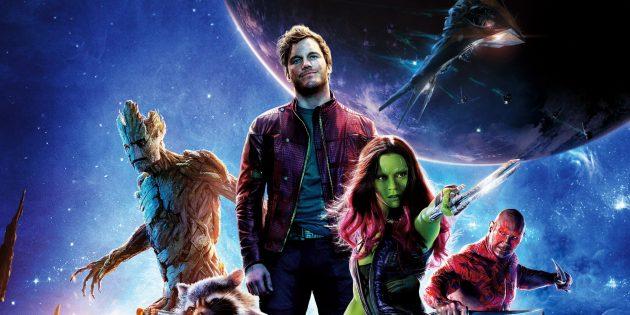 Вселенная Marvel: «Стражи Галактики»