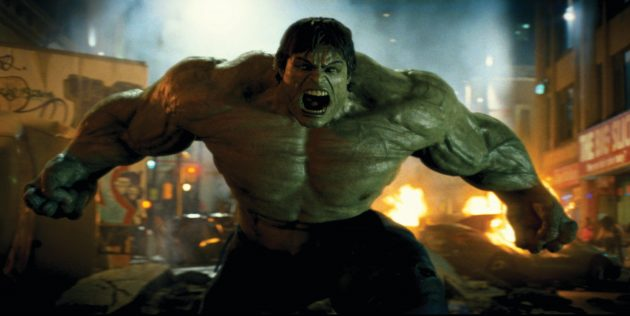 Вселенная Marvel: «Невероятный Халк»