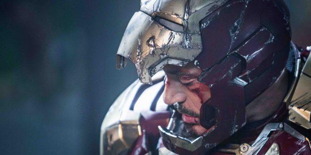 Вселенная Marvel: «Железный человек — 3»