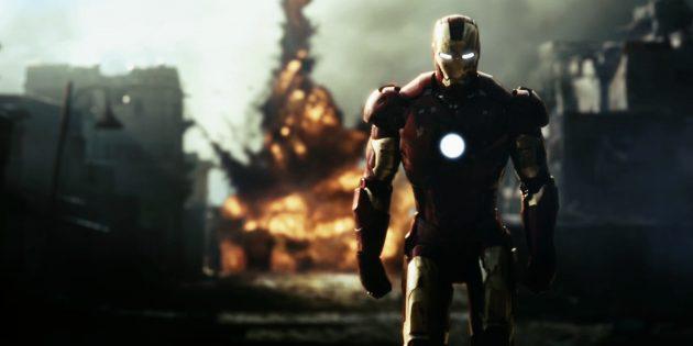 Вселенная Marvel: Железный Человек
