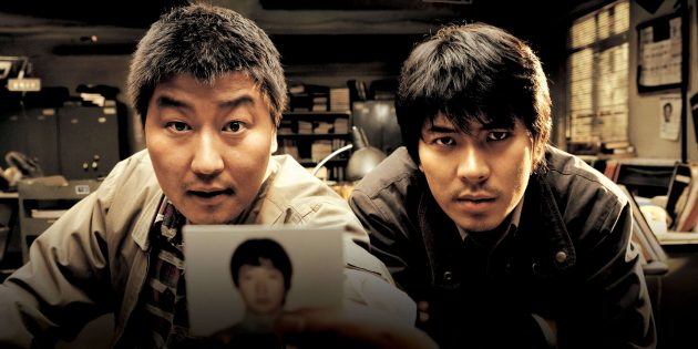Лучшие корейские фильмы: Воспоминания об убийстве