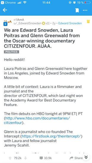 На Reddit можно черпать информацию почти по любой теме