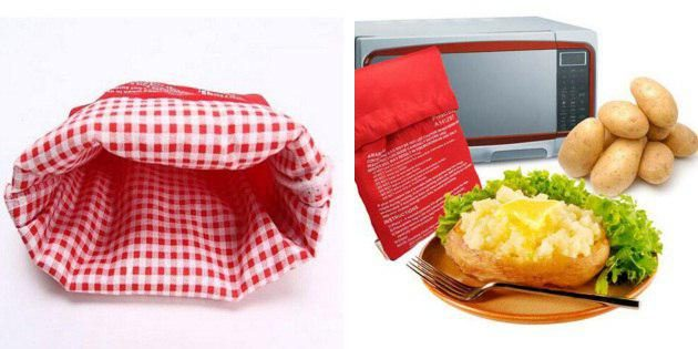 Мешки для приготовления картошки