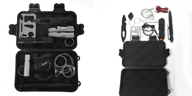 AliExpress для мужика: набор для выживания, электронная зажигалка и бумажный шаттл