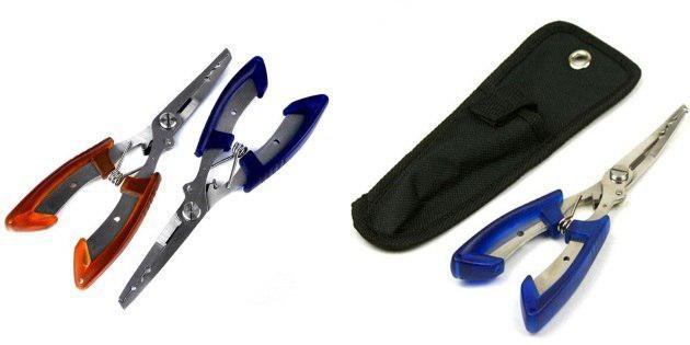 Ножницы для рыбалки