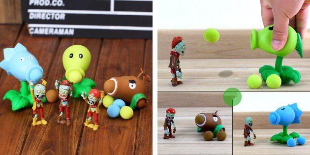 Настольная игра Plants vs. Zombies