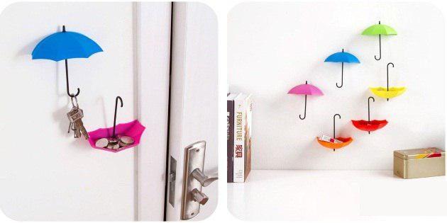 Крючки-зонтики