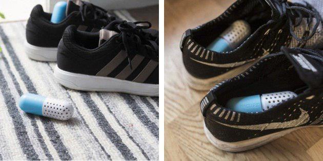 Капсулы для обуви