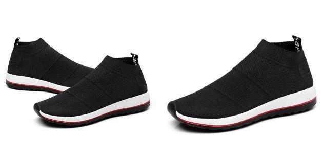 Кроссовки без шнурков