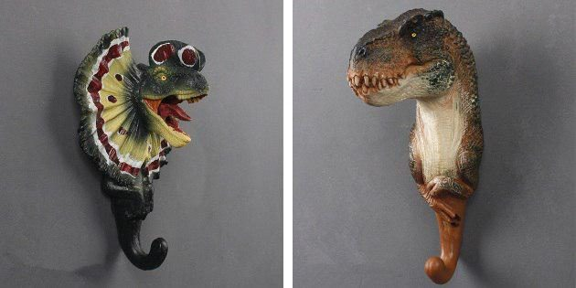 Крючки-динозавры