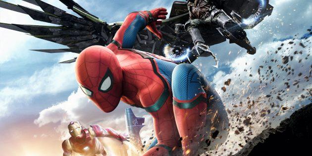 Вселенная Marvel: «Человек-паук: возвращение домой»