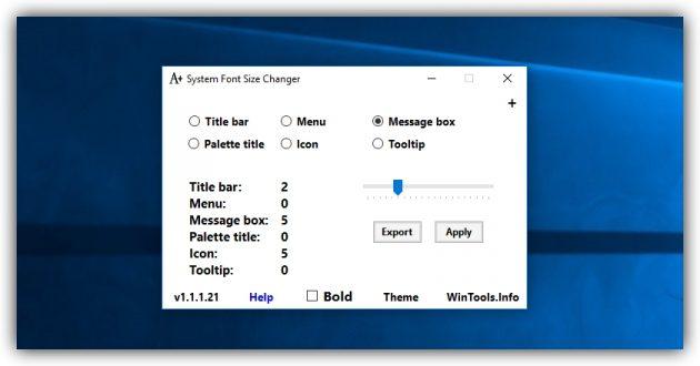 Как увеличить шрифт на компьютере с Windows