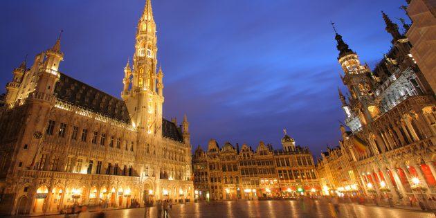 Куда поехать в марте: Брюссель, Бельгия