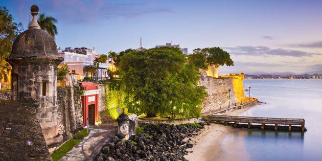 Куда поехать в марте: Пуэрто-Рико