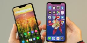 Asus представила Zenfone 5 и Zenfone 5z в стиле iPhone X